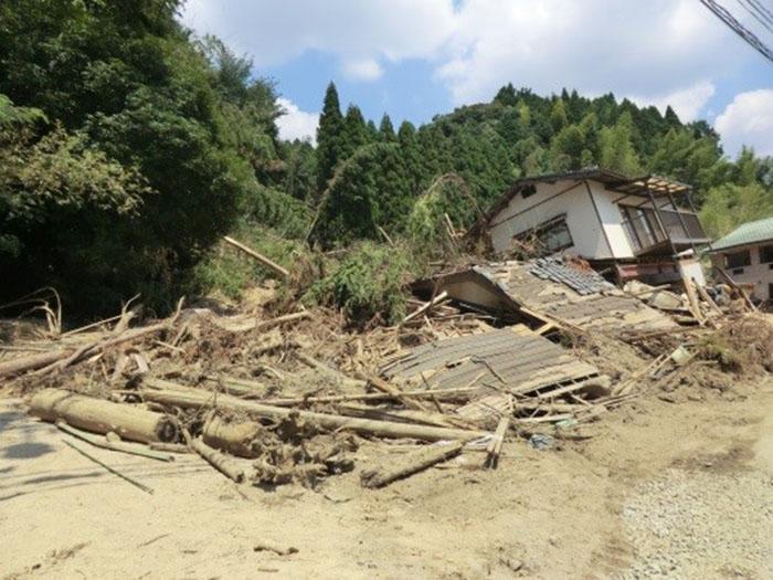息の長い支援を!!九州大学平成29年7月九州北部豪雨災害調査・復旧 ...